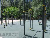 Школа в Ближнем получила новую спортплощадку