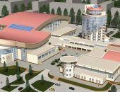 В столице Крыма частная фирма построит спорткомплекс за 1,3 млрд рублей