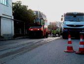 В столице Крыма годовой план по ремонту дорог уже полностью выполнен
