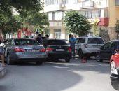 В Феодосии на ул. Назукина  ДТП с участием двух автомобилей