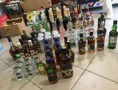 Власти Крыма арестовали более 560 литров алкоголя