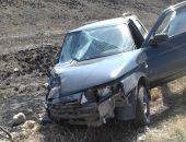 Близ Феодосии мотоцикл столкнулся с легковым авто, два человека получили тяжелые травмы (фото)