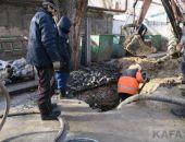 В Феодосии ищут и устраняют скрытые утечки воды