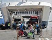 На Керченской паромной переправе завтра встретят пятимиллионного пассажира