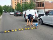 В Феодосии «лежачих полицейских» заменят до конца года