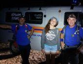 Сотрудники «Крым-Спас» эвакуировали заблудившуюся в районе водопада Учан-Су туристку из Тюмени