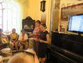 В Музее сестер Цветаевых была проведена встреча на тему о взгляде на родных Марины через ее стихи (видео)