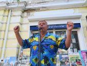 Феодосии подарил свой концерт Александр Пятков (видео)