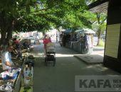 Несанкционированная уличная торговля в Феодосии практически непобедима