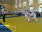 Юношеский турнир по дзюдо прошел в Феодосии (видео)
