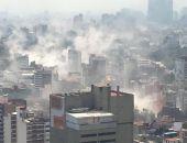 В Мексике землетрясение, разрушены дома, больше сотни жертв