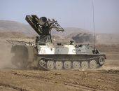 В Крыму на полигоне Опук части армейского корпуса ЧФ провели артиллерийские стрельбы