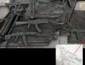 На памятнике Калашникову в Москве разглядели схему немецкой винтовки