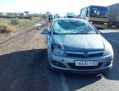 Еще одно ДТП на дороге Феодосия - Приморский: автомобиль сбил велосипедистку