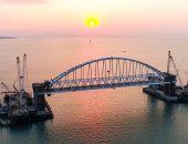 Установку автомобильной арки Крымского моста отсрочили на месяц из-за непогоды
