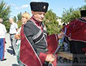 Феодосийские казаки присягнули на верность Отечеству (видео):фоторепортаж