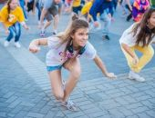 На выходных в Феодосии пройдет танцевальный флешмоб