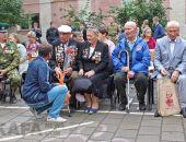 Феодосийцы приняли участие в праздновании 50-летия Музея Ичкинского партизанского отряда (видео)
