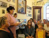В музее Марины и Анастасии Цветаевых творчески отметили всемирный День моря (видео)