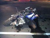 В Крыму разбился байкер, прибывший первым после шторма паромом [фото]