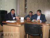 В Феодосии прошел прием граждан по антикоррупционным вопросам:фоторепортаж