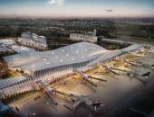 Первая очередь аэровокзала в Симферополе будет готова к апрелю 2018 года