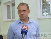 И.о. главы администрации Феодосии Сергей Фомич пожелал сотрудникам продуктивной работы