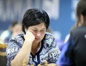 Оксана Грицаева заняла пятое место на чемпионате России по быстрым шахматам