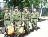В осенний призыв из Крыма на службу в армию отправятся около 2 тыс. призывников