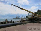 Новый канализационный коллектор в Феодосии запустят до конца года