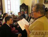 Цветаевский костер провели в Феодосии в музее Марины и Анастасии Цветаевых (видео)
