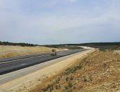 В Крыму на участке трассы Симферополь – Севастополь открыто движение по временной объездной дороге