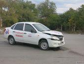 Сегодня в Феодосии на перекрестке Боевой и Пономаревой произошло ДТП