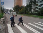 """В России повысили штрафы водителям, не пропустившим пешеходов на """"зебре"""""""
