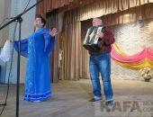 В Феодосии прошел концерт в честь Дня белой трости (видео)