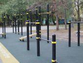 В Феодосии установят семь спортплощадок