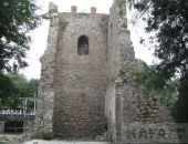 Башню Константина отреставрируют не раньше, чем через год
