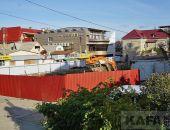 Стройка в Коктебеле возобновлена без учета мнения людей