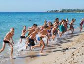 В Феодосии оздоровили почти три тысячи детей