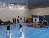 Феодосийские баскетболисты уверенно победили команду из Симферополя