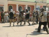 В Феодосии на Привокзальной площади пройдет рыцарский турнир