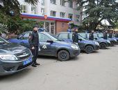 Группы вневедомственной охраны Росгвардии четырёх городов Крыма получили 8 новых «Лада Гранта»