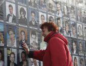 Акция памяти жертв прошла у театрального центра на Дубровке в Москве