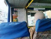 Как часто убирают в феодосийских автобусах?