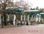 Феодосия: последние дни октября:фоторепортаж