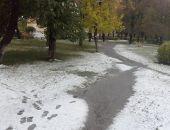 В Крыму сегодня ожидаются сильные дожди со снегом, в горах метель, сильный ветер