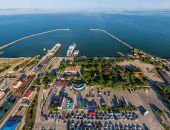 Порт «Кавказ» расширят для складирования стройматериалов для трассы «Таврида» в Крыму