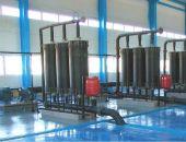 В Феодосии строят новую систему обеззараживания воды