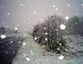 Сегодня на горный Крым обрушится сильный снегопад