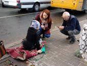 В Севастополе автобус сбил школьницу на пешеходном переходе (фото)